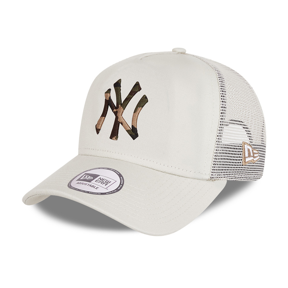Camo Infill Trucker New York Yankees OSFM