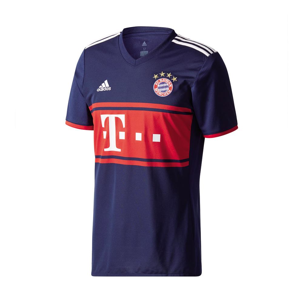 FC Bayern München Auswärtstrikot 2017/2018 M