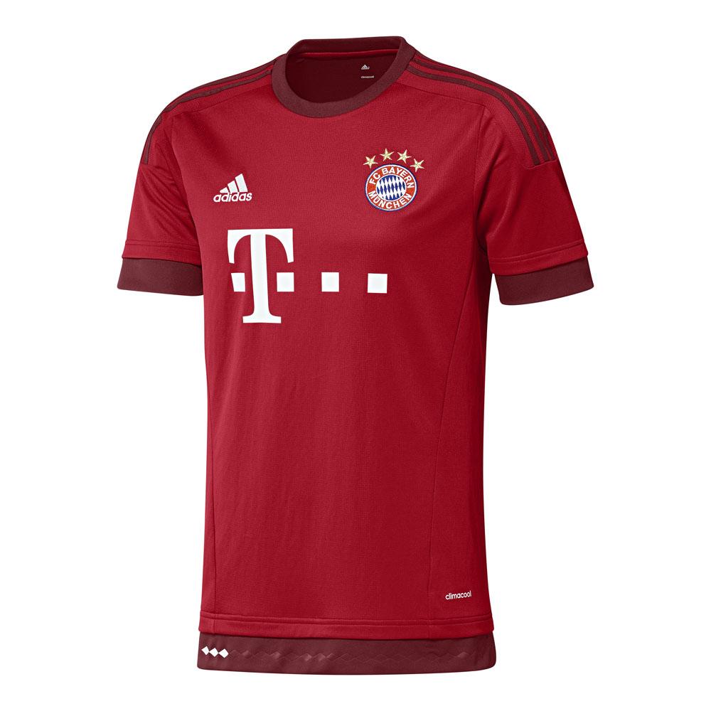 FC Bayern München Heimtrikot Saison 2015/2016