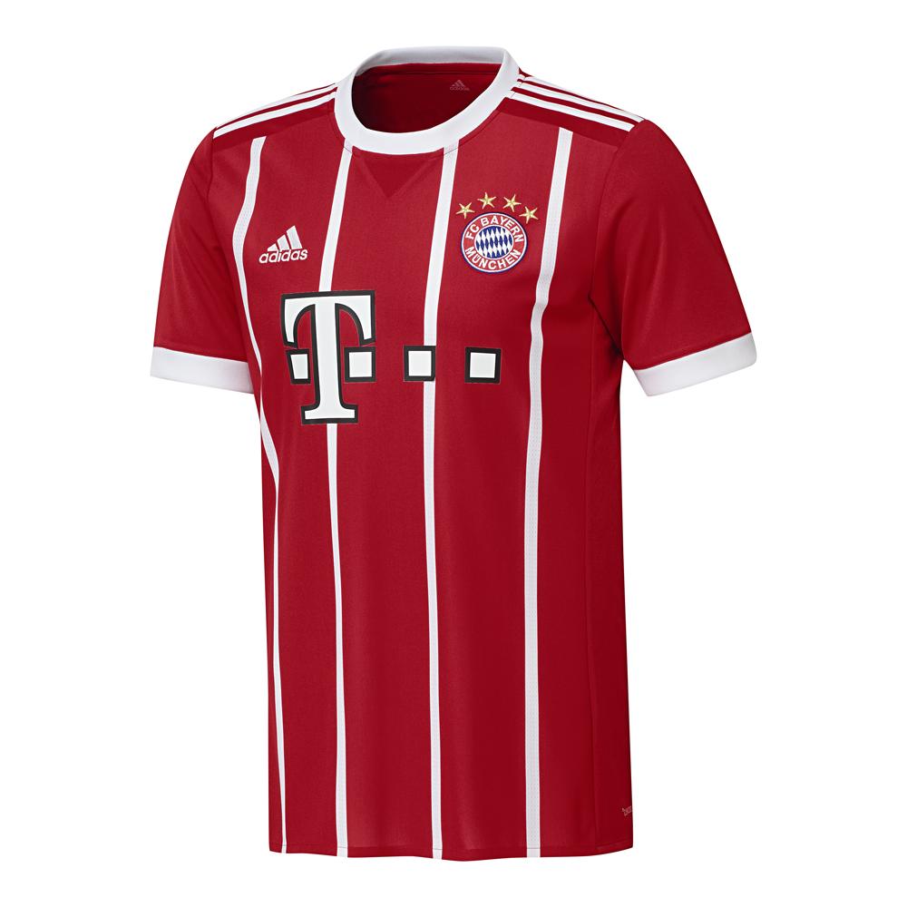 FC Bayern München Heimtrikot 2017/2018 S