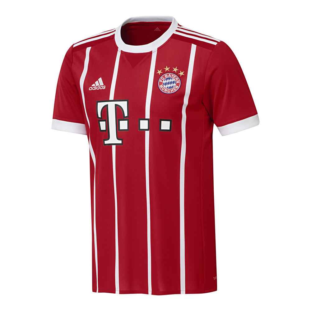 FC Bayern München Heimtrikot 2017/2018 Kinder 176