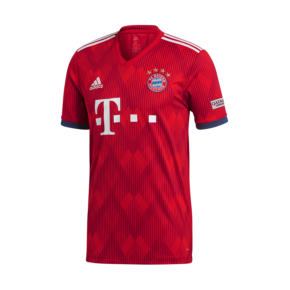 FC Bayern München Heimtrikot 2018/2019 Kinder 128