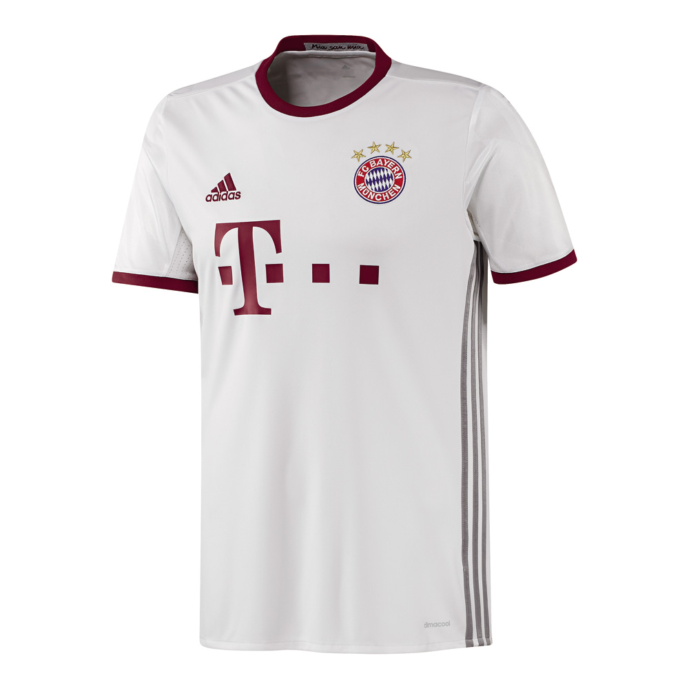 FC Bayern München UCL Trikot 2016/2017