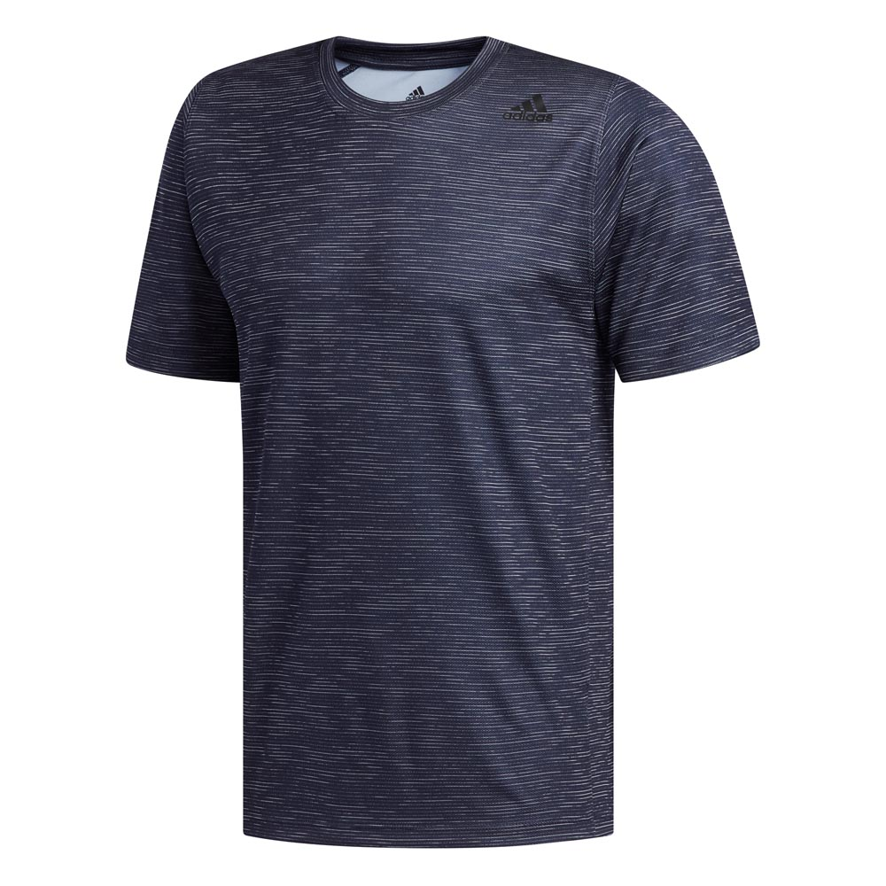 FreeLift Tech Fitted Striped Trainingsshirt