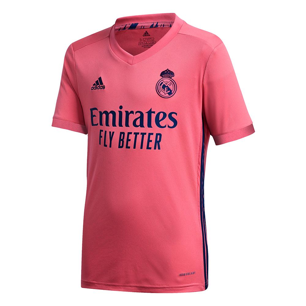 Real Madrid Auswärtstrikot 2020/2021 Kinder 140