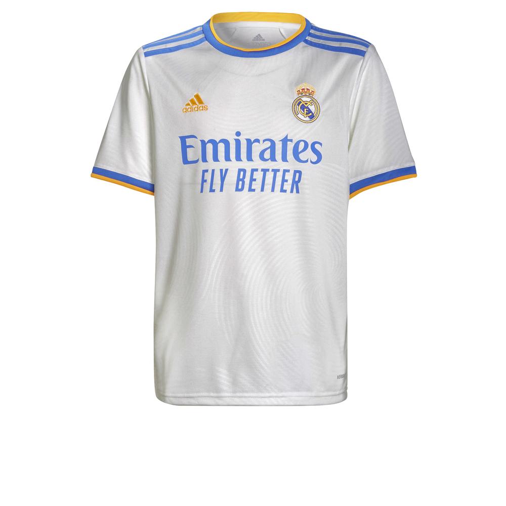 Real Madrid Heimtrikot 2021/2022 Kinder