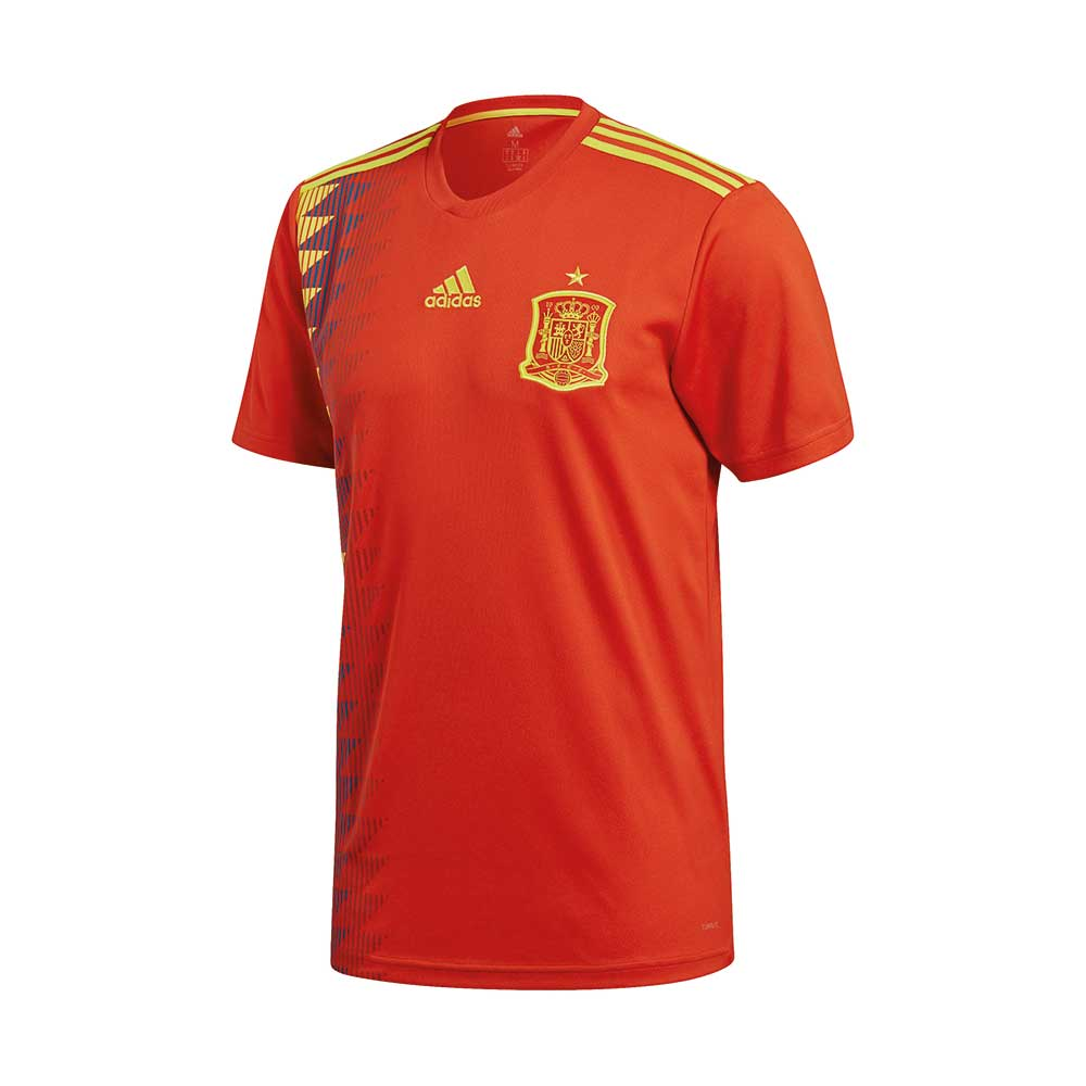 Spanien Heimtrikot WM 2018 S