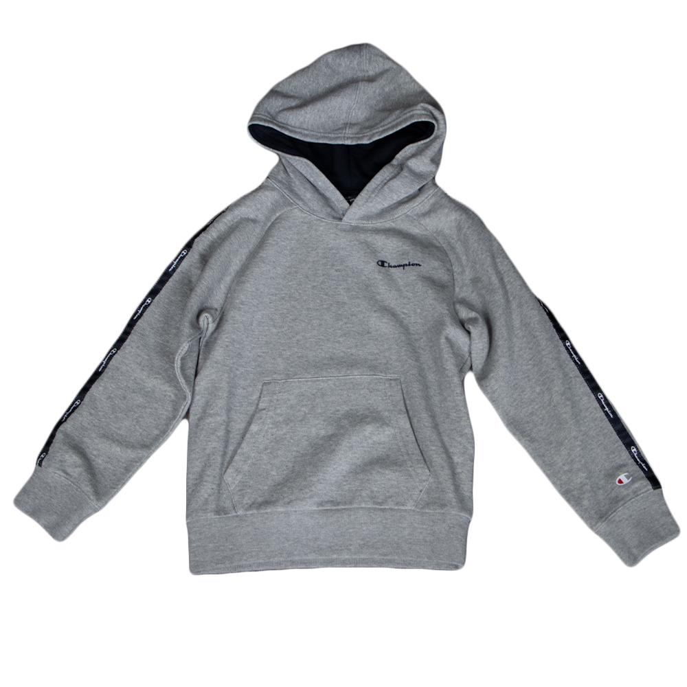 Brustlogo Hooded Sweatshirt Kinder