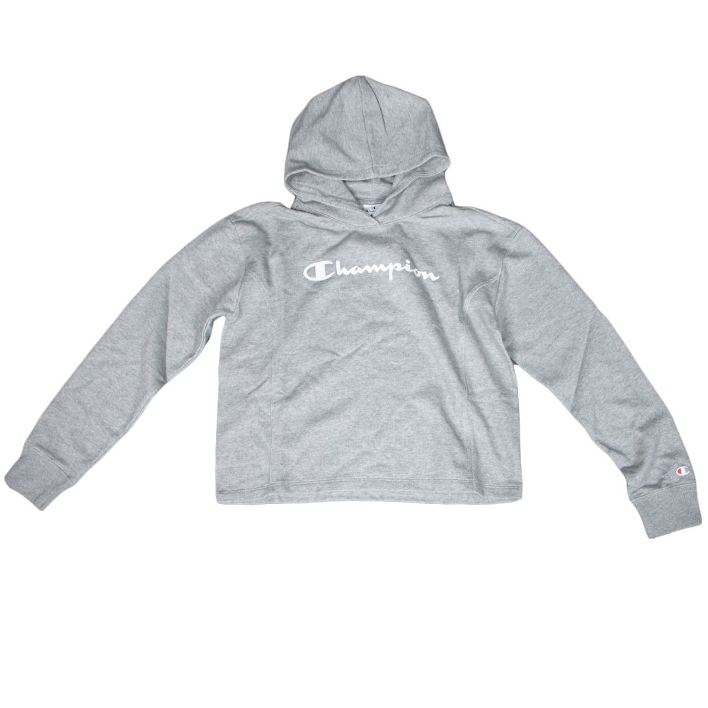 Brustschriftzug Hooded Sweatshirt Kinder