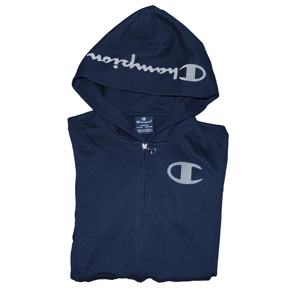 Hooded Full Zip Sweatshirt Kinder