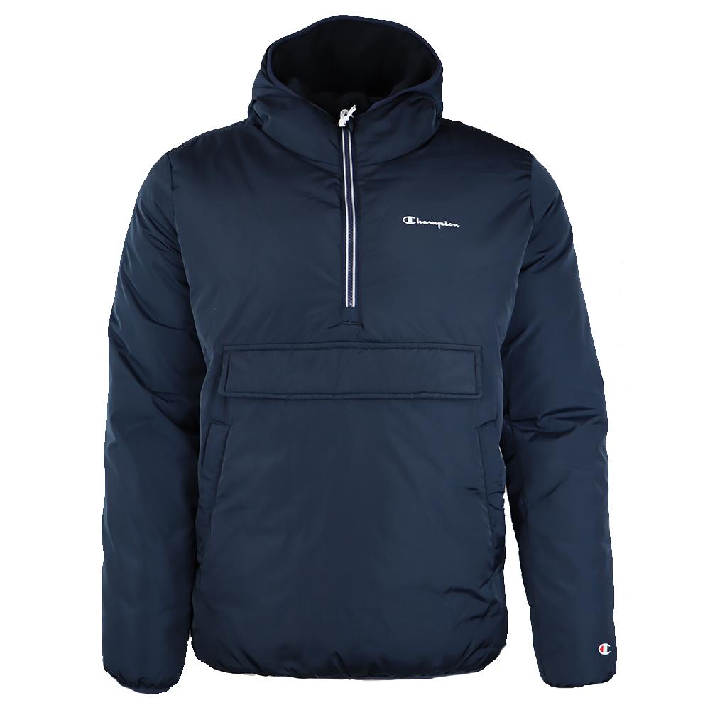 Hooded Pocket Jacket Small Logo