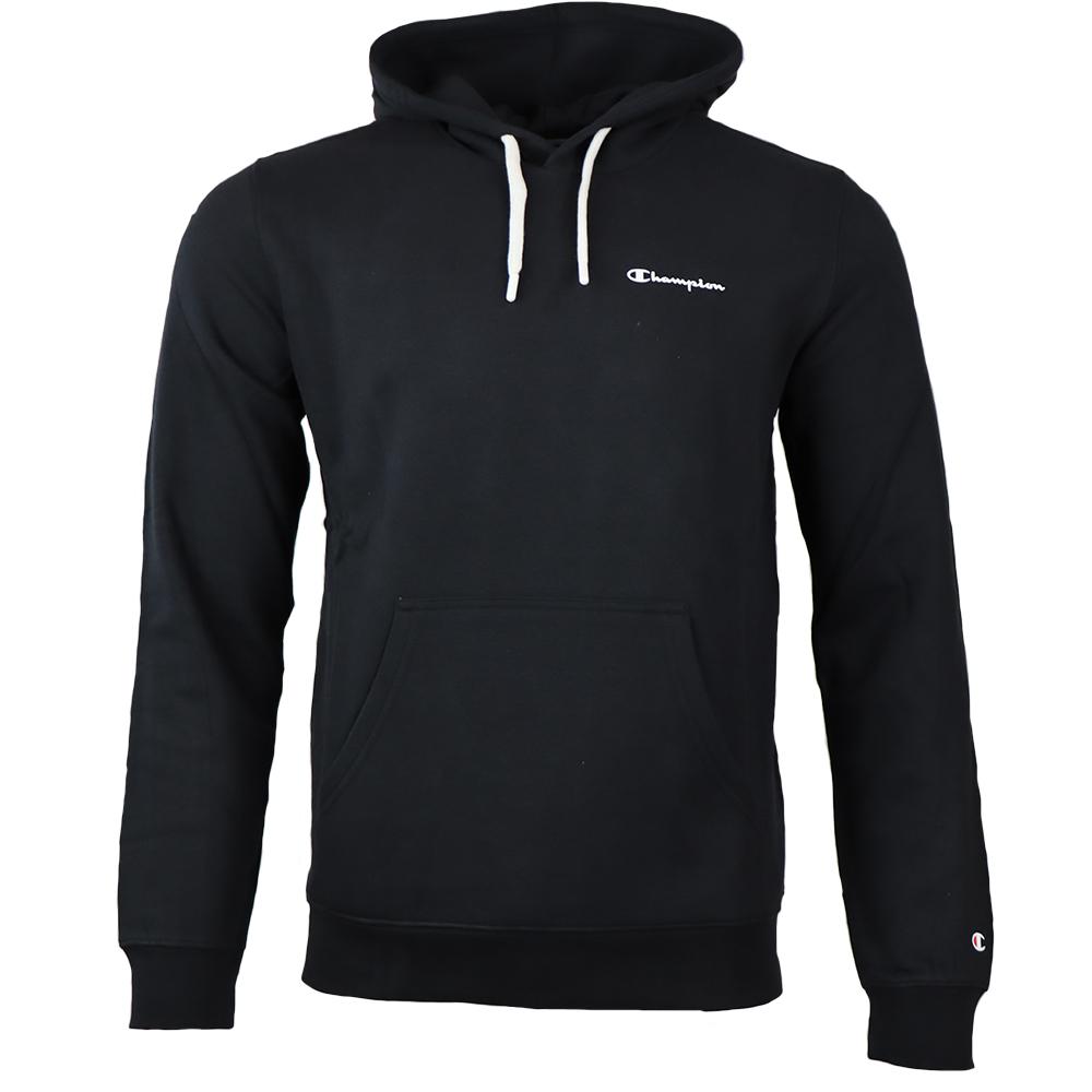 Hooded Small Logo Sweatshirt