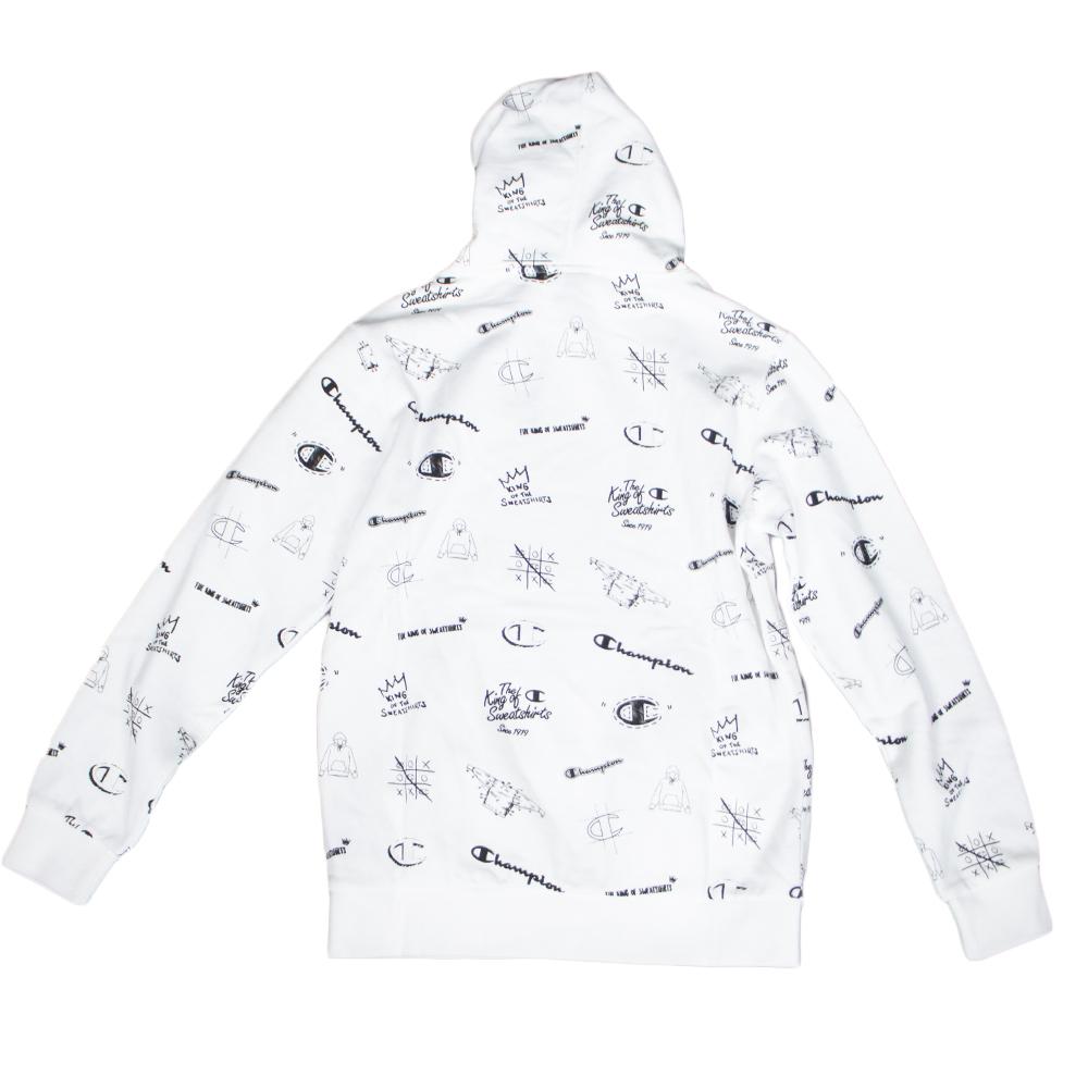 Hooded Sweatshirt Kinder 2XL