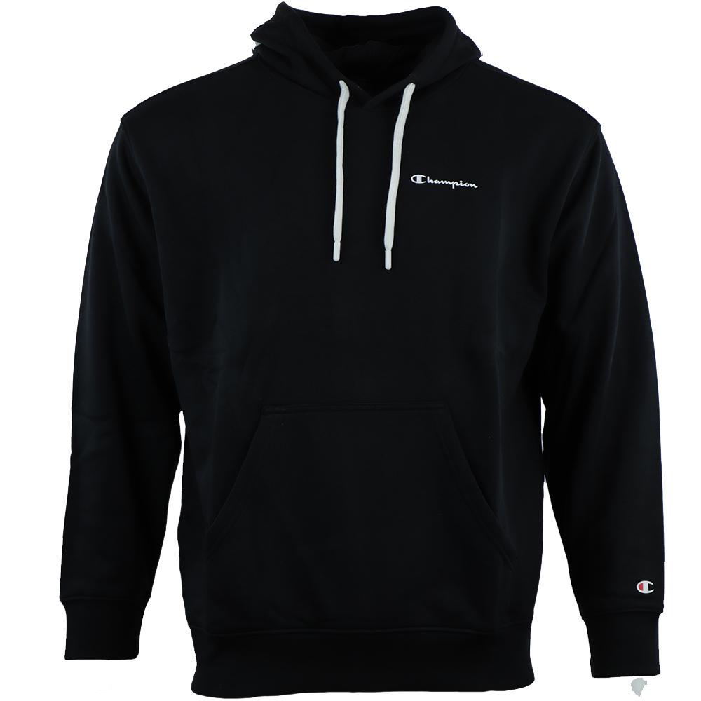 Hooded Sweatshirt Over Logo 2XL