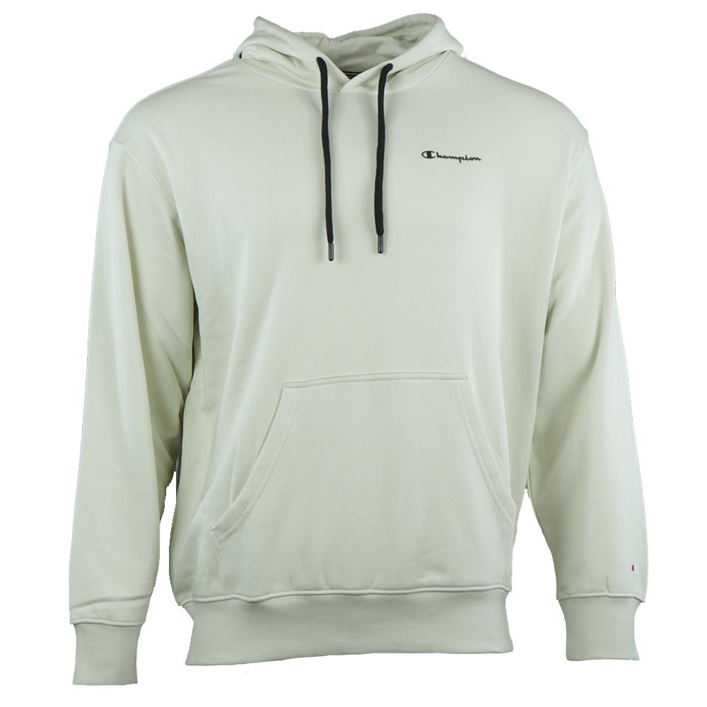 Hooded Sweatshirt Over Logo