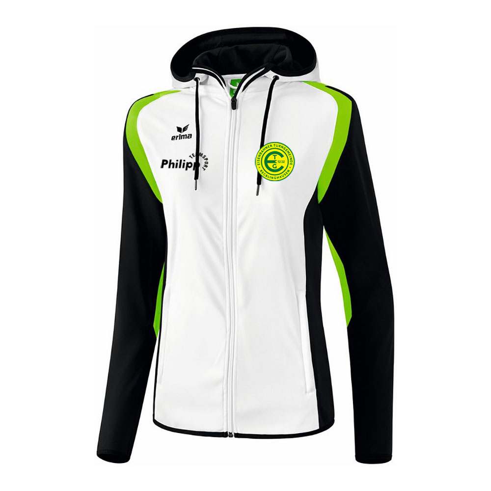 ETG Recklinghausen Trainingsjacke mit Kapuze Damen