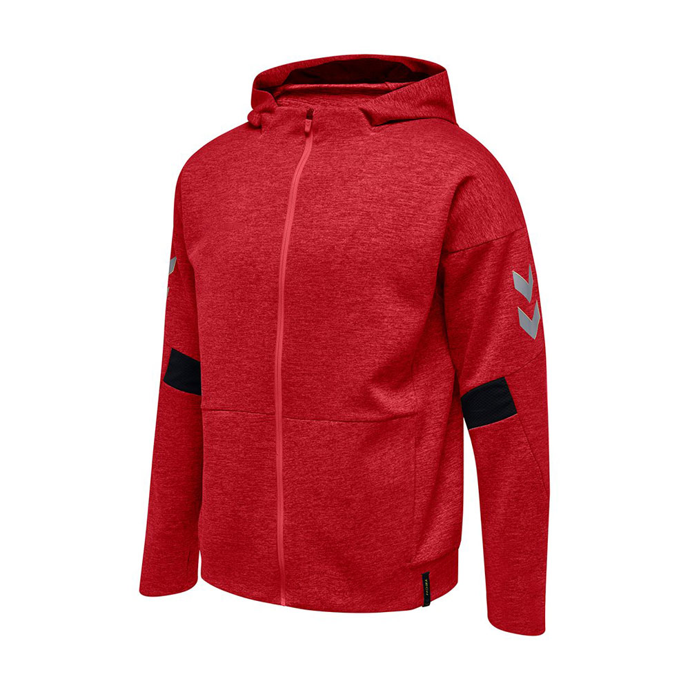 Tech Move Kids Zip Hoodie