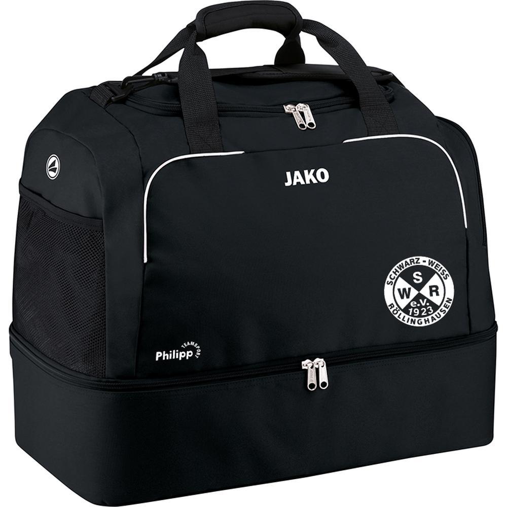 SWR Sporttasche Classico mit Bodenfach