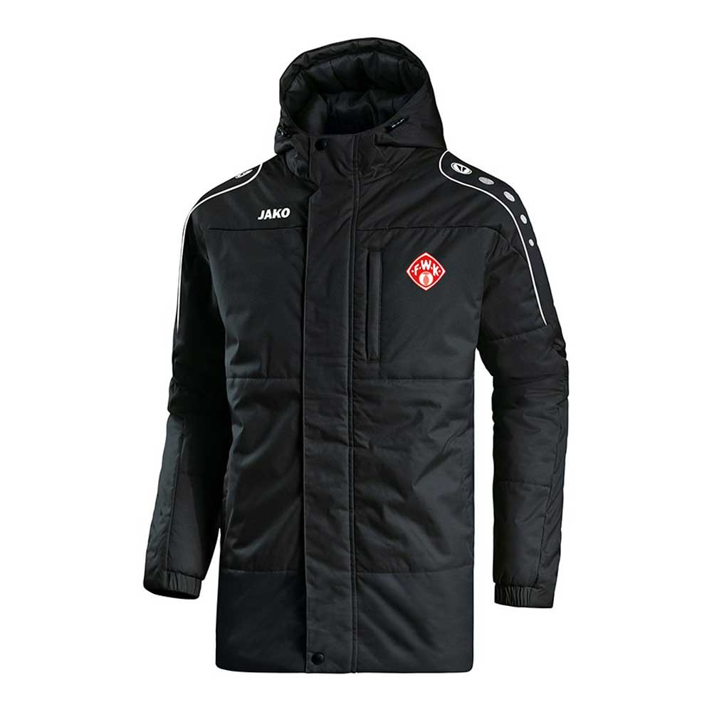 Würzburger Kickers Coachjacke Active Kinder
