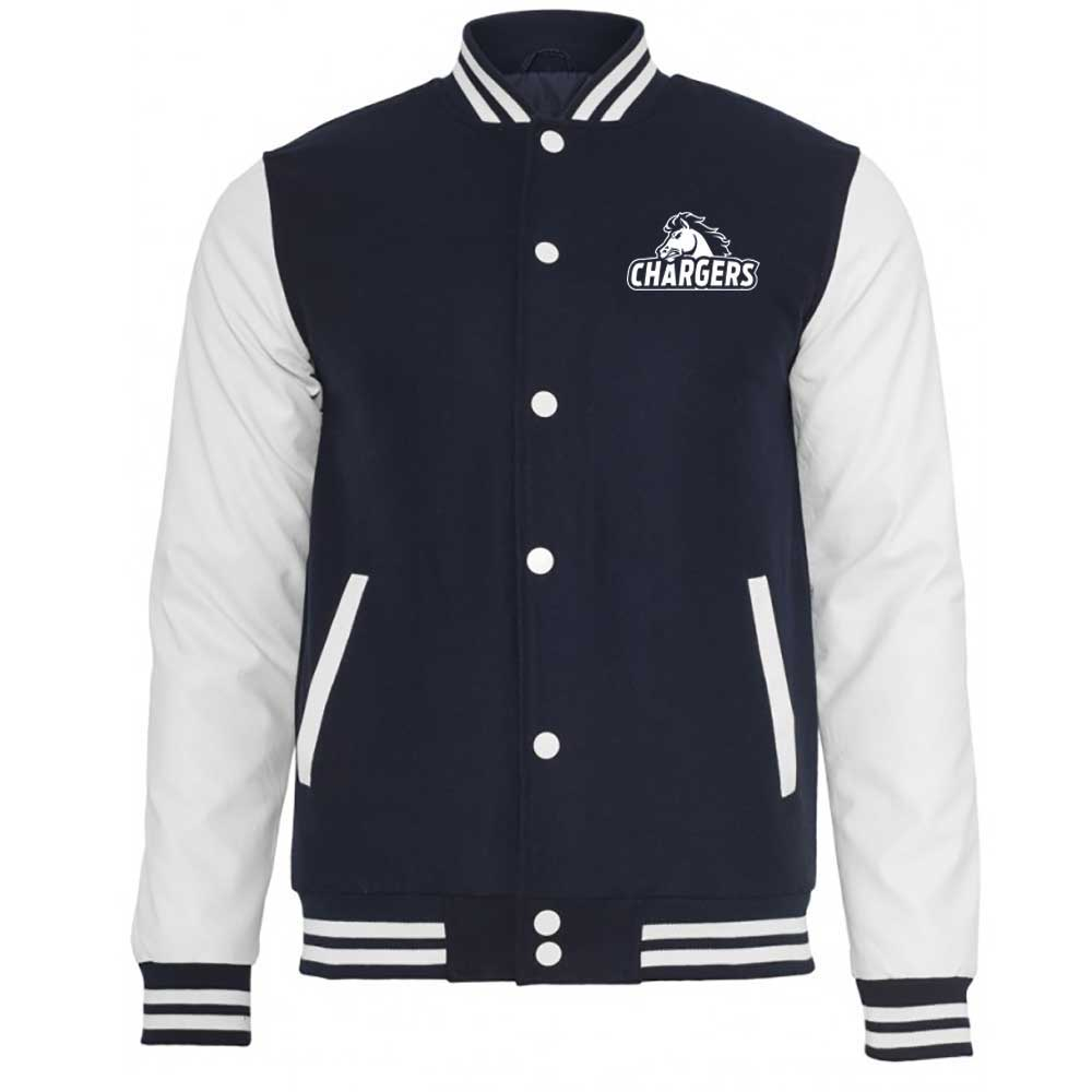 RE Chargers Collegejacke