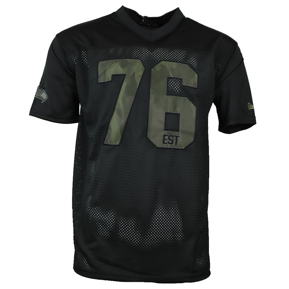 Camo Est Date Jersey Seattle Seahawks XL