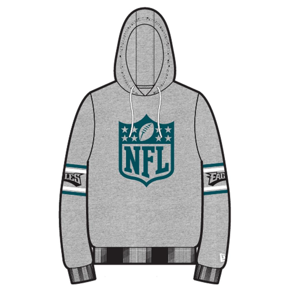 Hoody Philadelphia Eagles