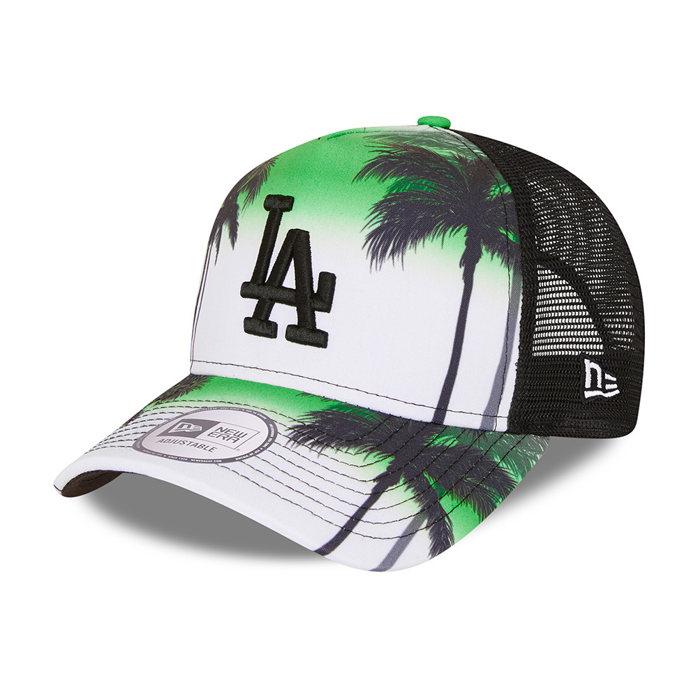 Summer City Trucker Los Angeles Dogers  OS