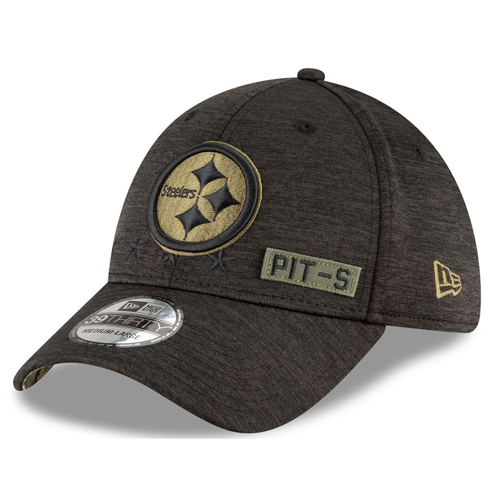 Salute to Service 2020 39Thirty Pittsburgh Steelers S-M