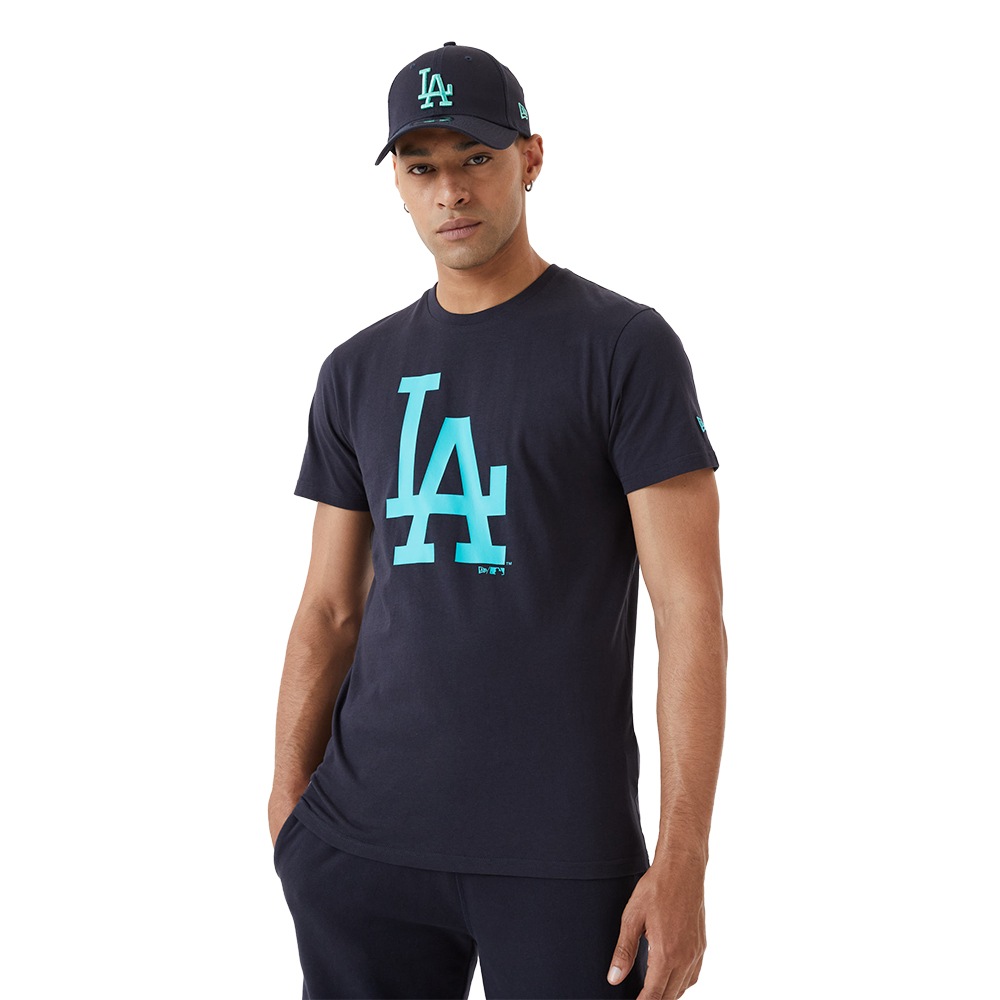 Seansonal Team Logo T-Shirt LA Dodgers