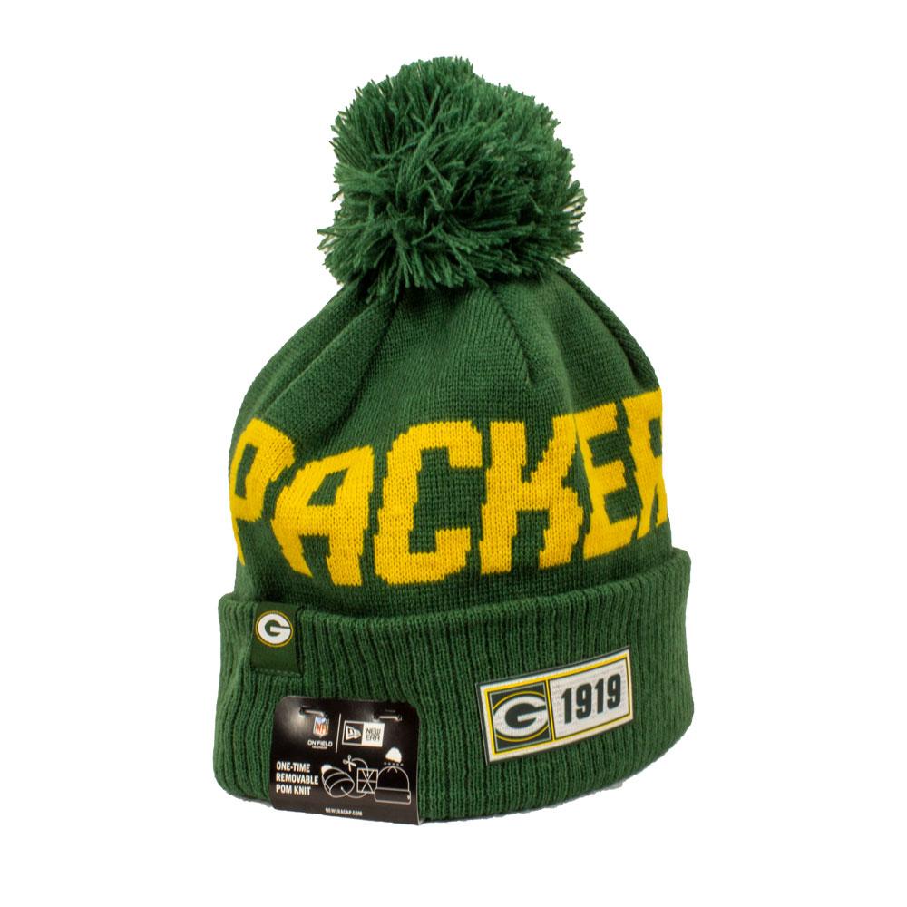Bommelmütze Green Bay Packers OS
