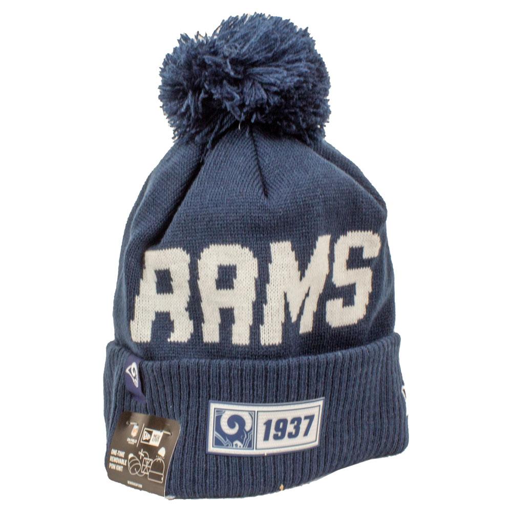 Bommelmütze Los Angeles Rams OS