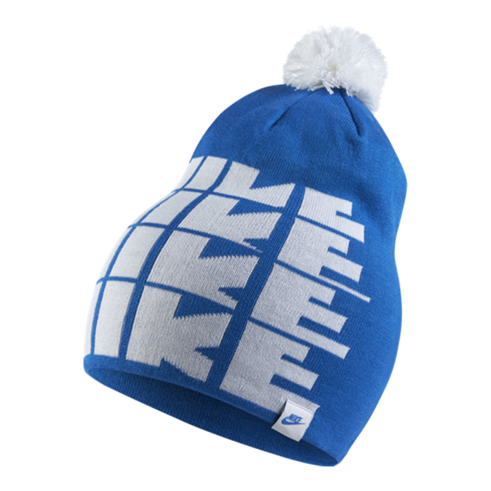 Futura Pom Knit Hat Kinder OS