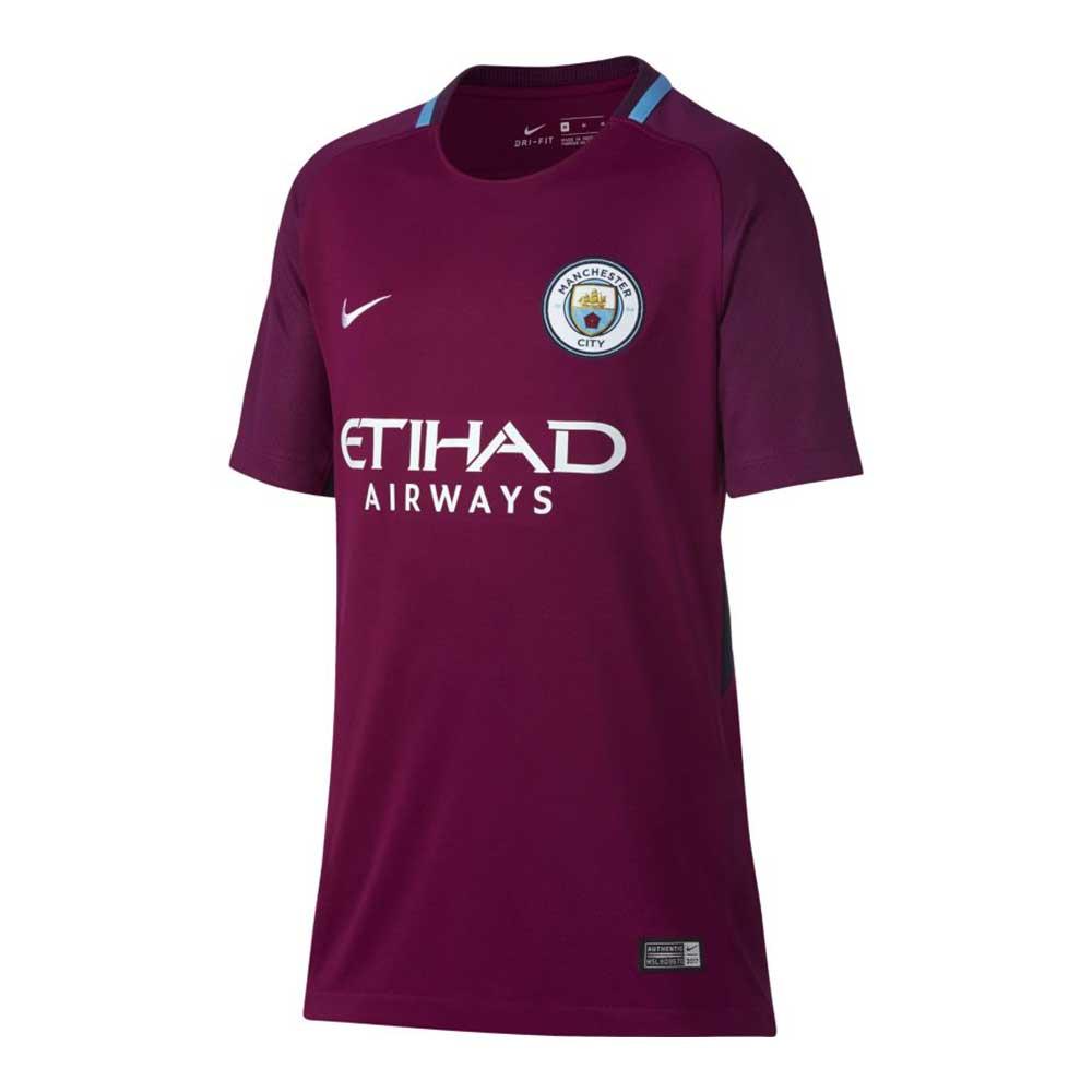 Manchester City Auswärtstrikot 2017/2018 Kinder