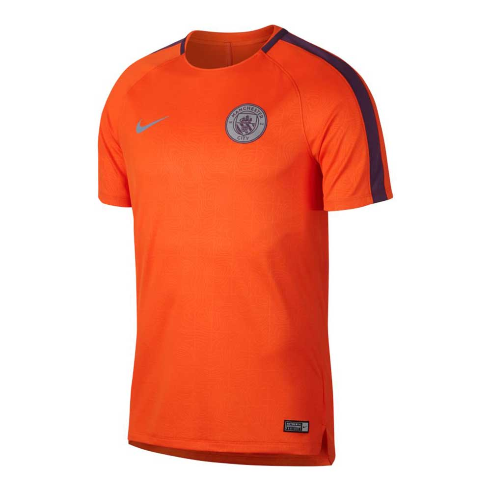 Manchester City Squad Shirt 2018/2019