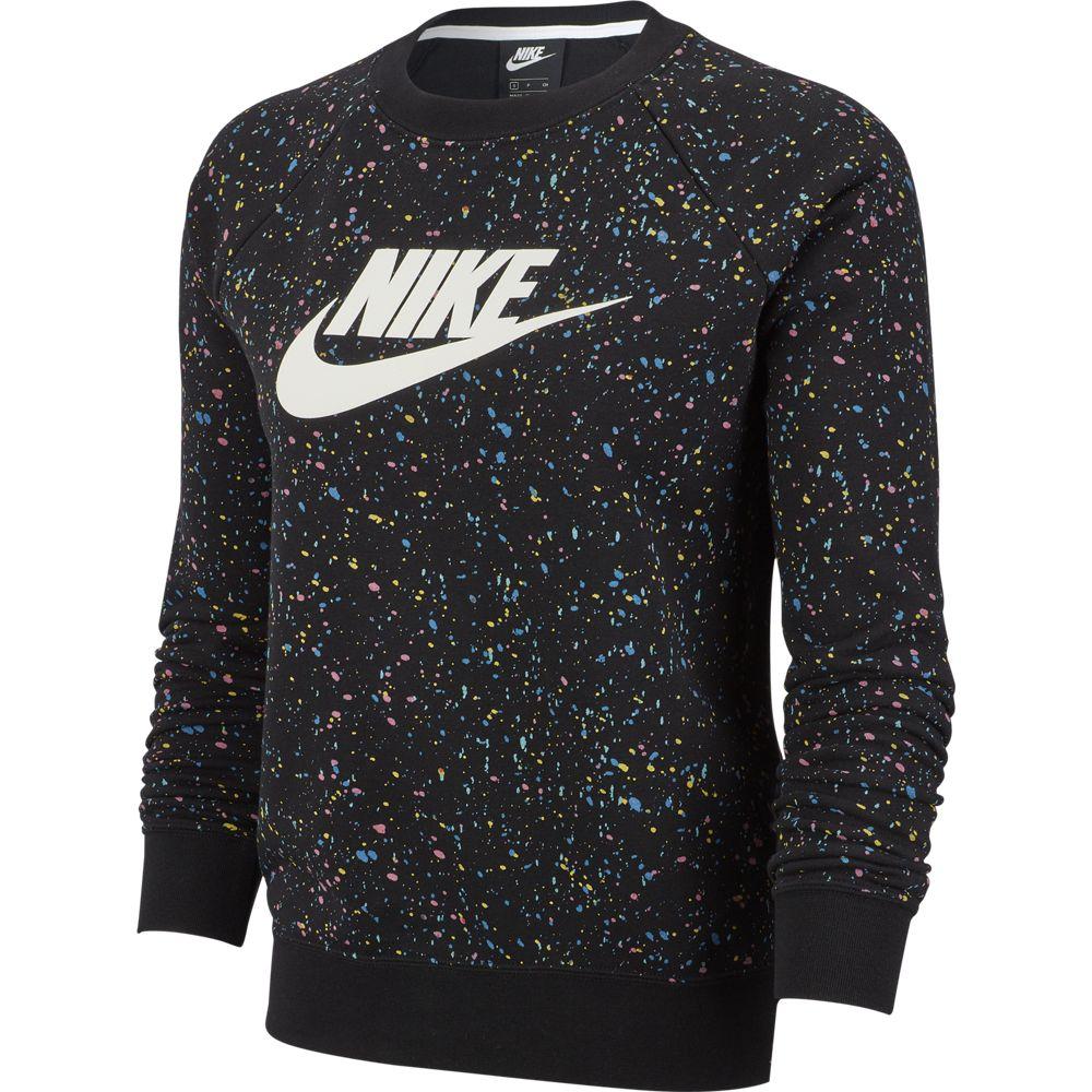 Sportswear Essential Crew Fleece Shirt Damen M