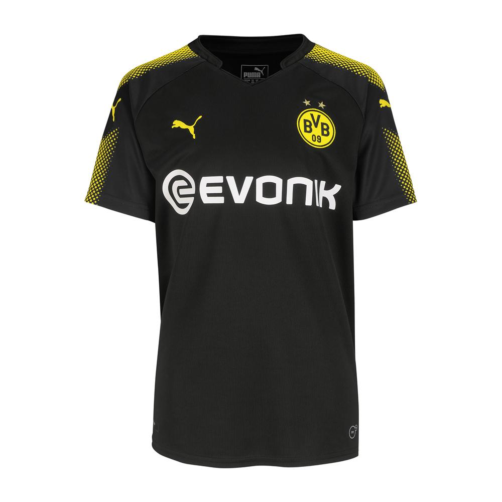 Borussia Dortmund Auswärtstrikot 2017/2018 Kinder