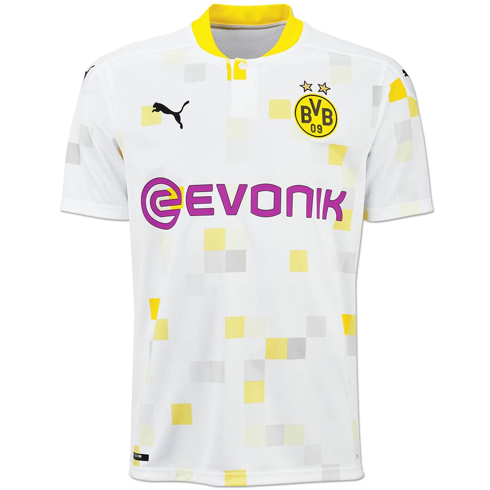 Borussia Dortmund 3rd Trikot 2020/2021 Kinder