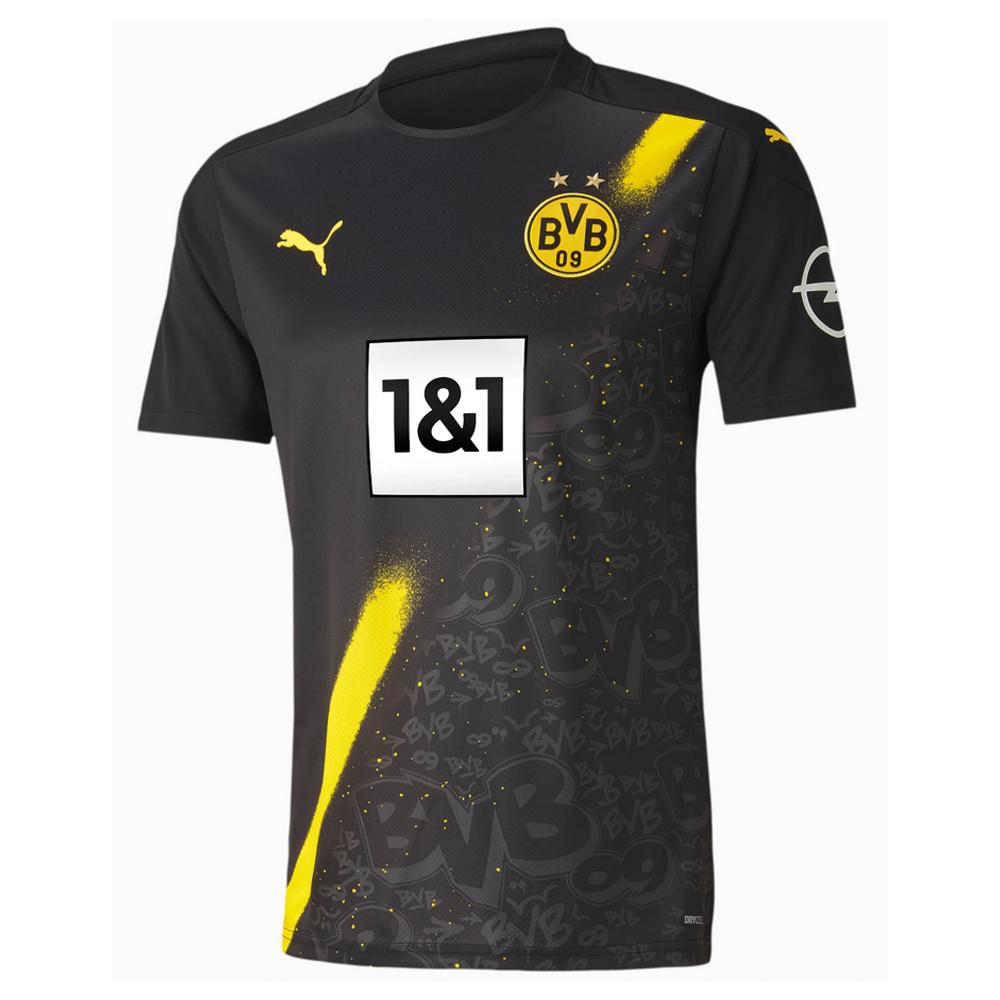Borussia Dortmund Auswärtstrikot 2020/2021 Kinder