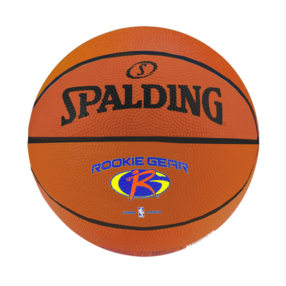 Spalding Basketball Rookie Gear Out Gr