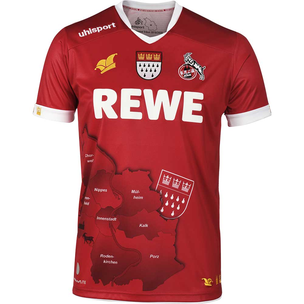 1. FC Köln Karnevaltrikot 2019/2020 Herren