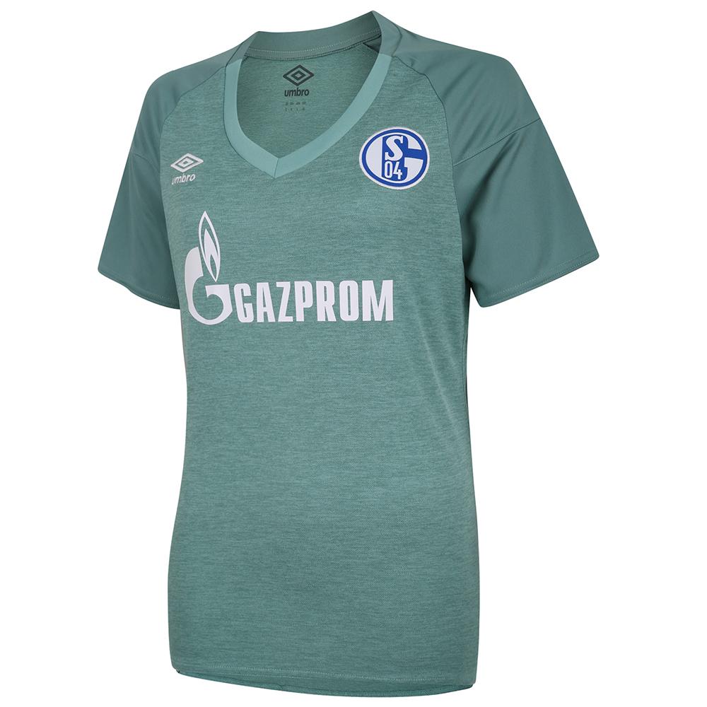 FC Schalke 04 3rd Trikot 2020/2021 Damen