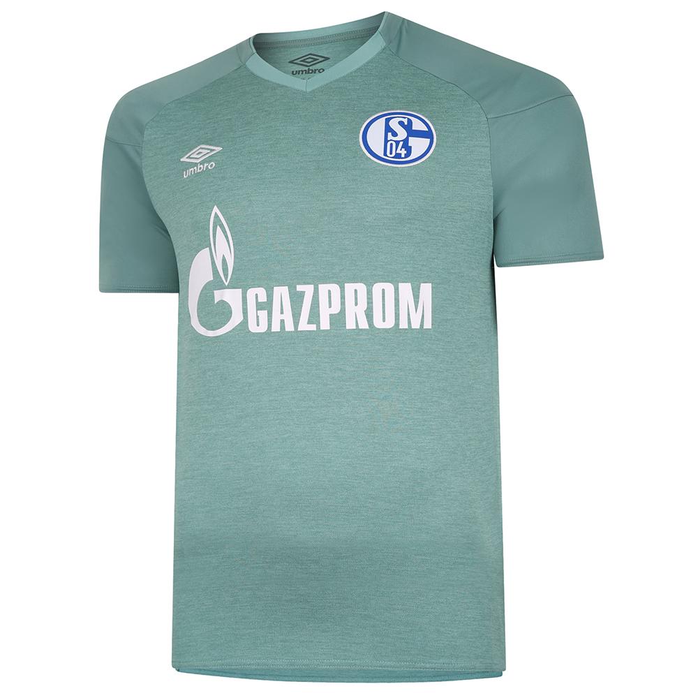 Schalke Trikot Mit Beflockung