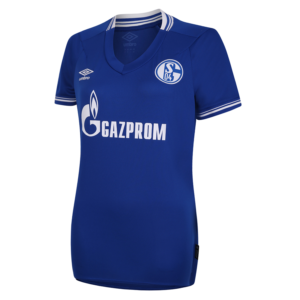 FC Schalke 04 Heimtrikot 2020/2021 Damen