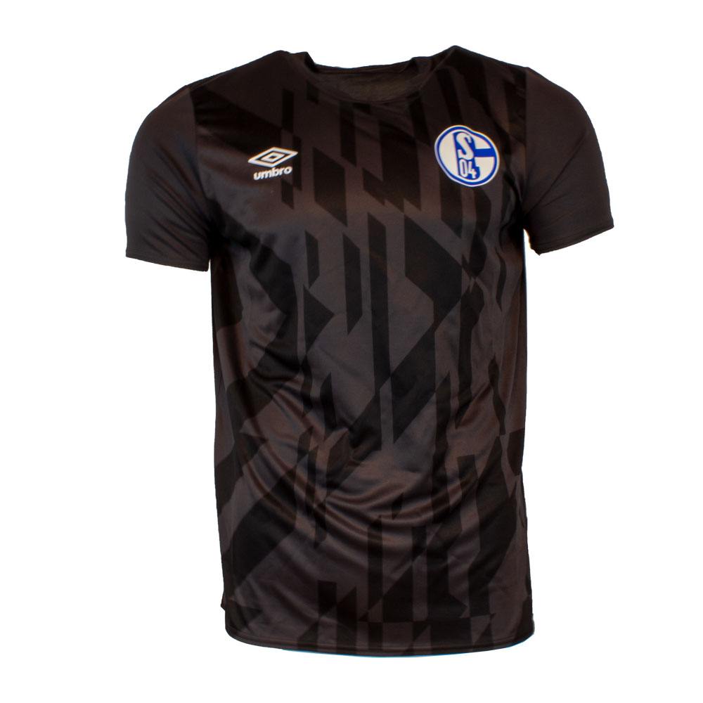 FC Schalke 04 Warm Up T-Shirt 2019/2020 3XL