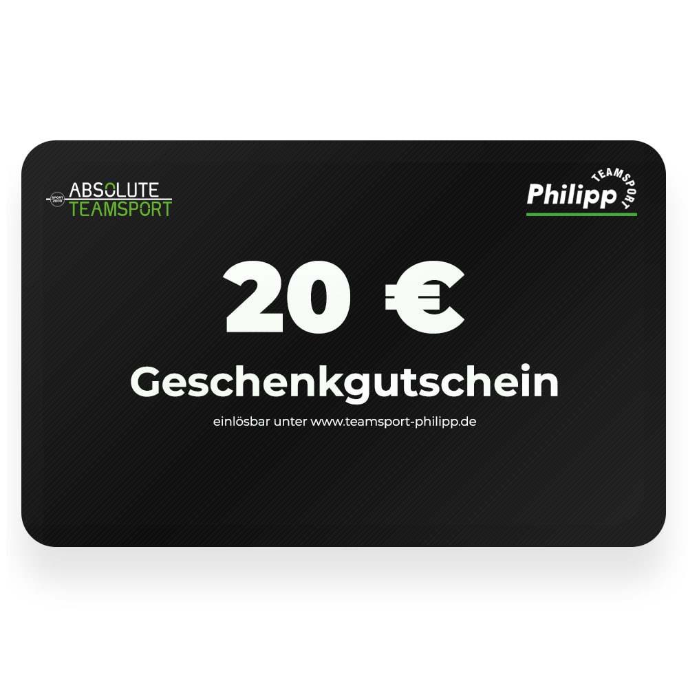20 Euro Gutschein GS