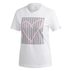 Adi Heart Graphic T-Shirt Damen