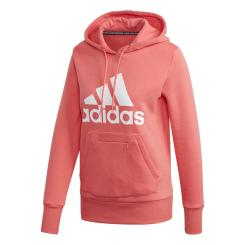 Badge of Sport Pullover Fleece Hoody Damen