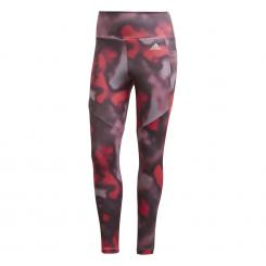 Designed To Move Allover Print 7/8-Tight Damen