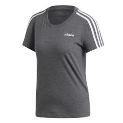 Essentials 3-Streifen T-Shirt Damen
