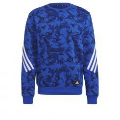 Fi Camouflage Langarm Sweatshirt